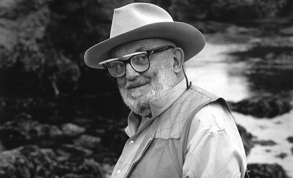 ansel adams short biography