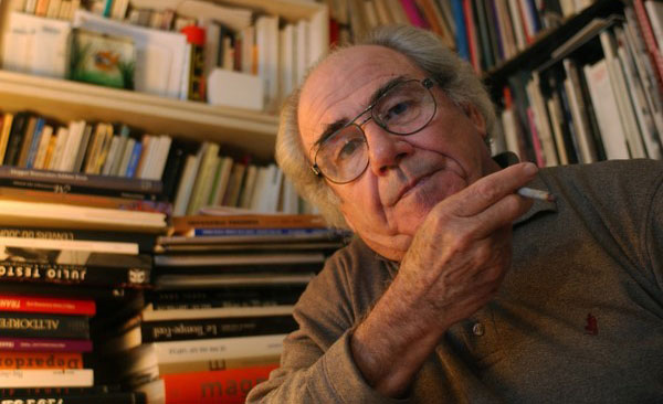 Jean Baudrillard Photo