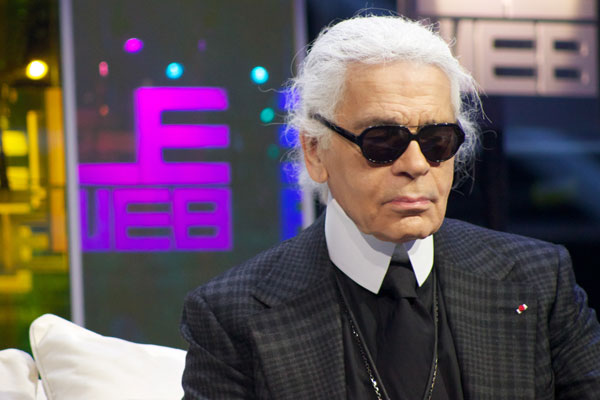 karl lagerfeld biography