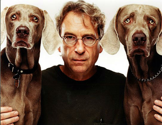 William Wegman Photo