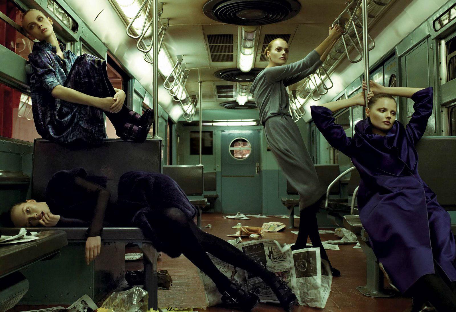 Famous Fashion Show Photographers